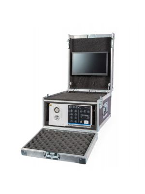 Ambulatory Flight-Case with Monitor