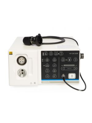 VET-OR1200R Endoscopy video processor and light source with Rigid Camera attachment