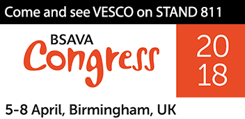 Come and see VES Custom Optics at BSAVA, Stand 811